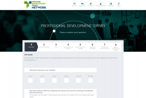 Image of audit tool survey