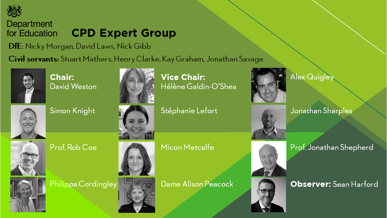 CPD Expert Group