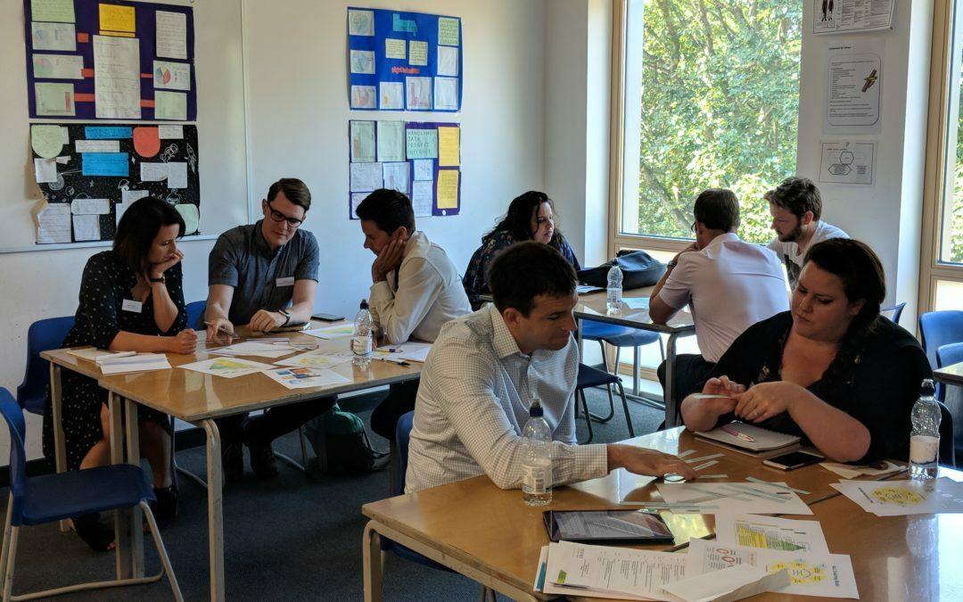 Helping expertise flow between classrooms