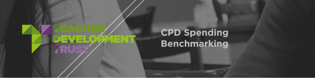 CPD Spending Bench-marking Banner Image