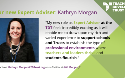 Announcing our newest Expert Adviser: Kathryn Morgan
